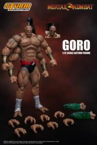 Mortal-Kombat-PRINCE-GORO-1-12-SCALE-ACTION-FIGURE-Storm-Collectibles