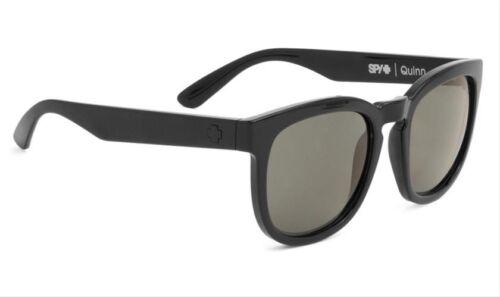 * Spy Optic Quinn Flat Polarized Sunglasses 54 mm Black673179038864