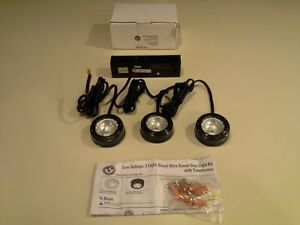 Under cabinet low voltage xenon lighting ebay - Xenon lights for under kitchen cabinets ...
