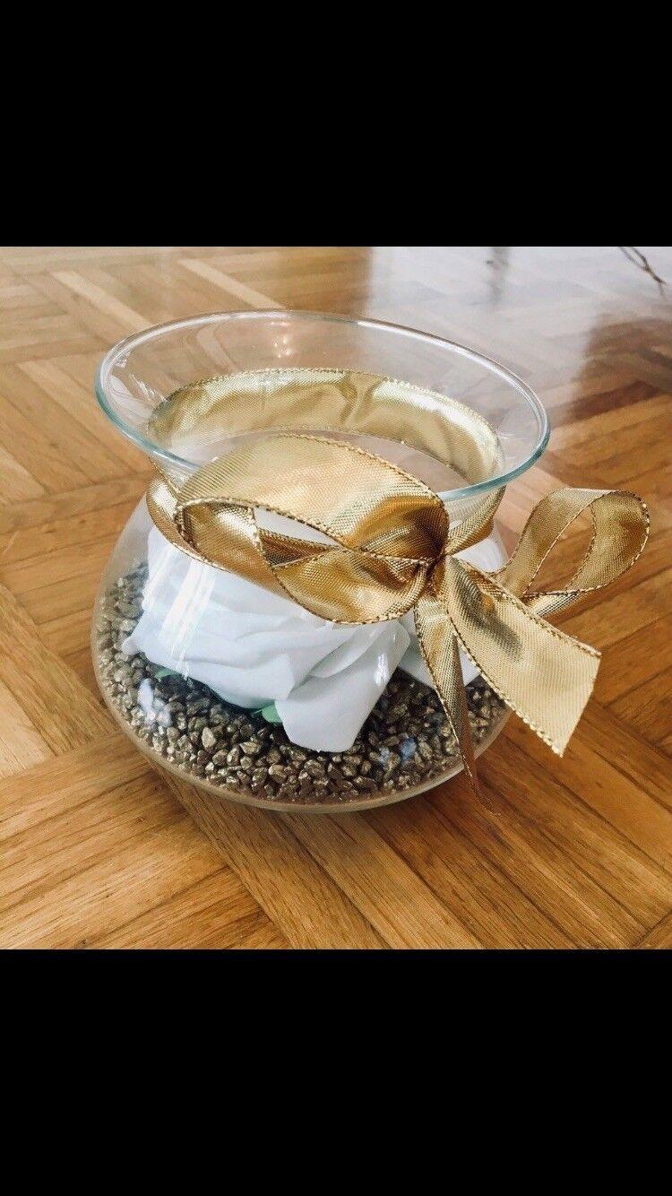 13 Deko Gläser  Sandra Rich Qualitätsglas  Tischdeko