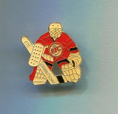 ETC Crimmitschau  Eishockey Pin
