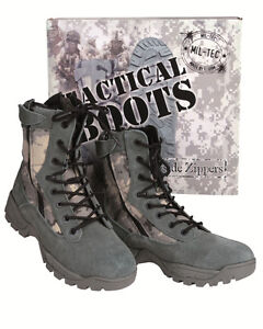 Zipper nouveau Bottes Tactique At digital Bottines Two Bw fE7CO1