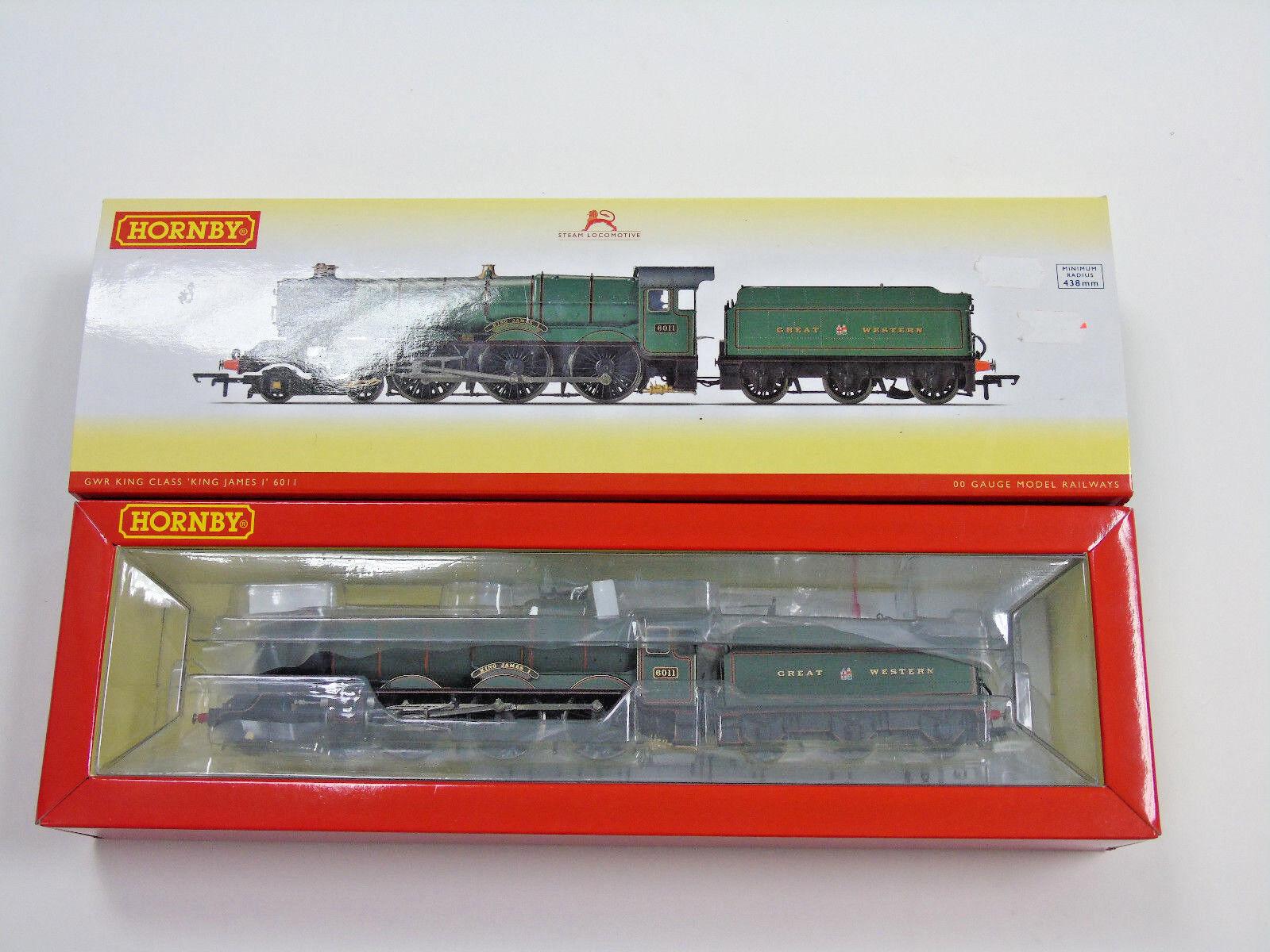 R3331 Hornby oo-messgerät Lokomotive GWR 4-6-0' King James I '6000 Klasse NEU
