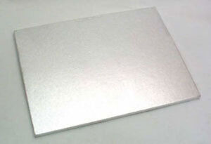 20 X 14 Quot Inch Large Oblong Rectangle Cake Board Drum