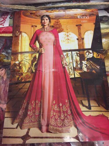 et mariée bollywood indien robe Designer partie de pvt1wHn