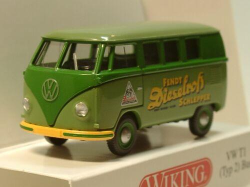 Wiking VW T1 Bus FENDT Dieselroß// AgriTechnica 2019-0788 63-1:87
