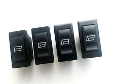 4 Rs301 Universal 5 Pin Illuminated Power Door Lockpower Window Rocker Switch
