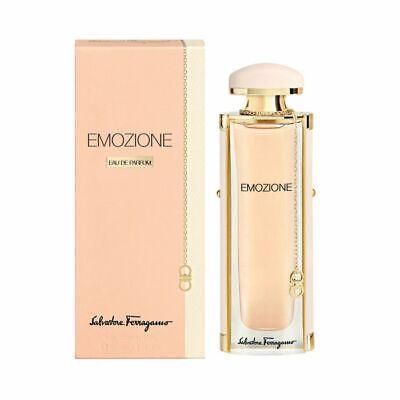 36190b121e021 Details about Salvatore Ferragamo Emozione 50ml Eau De Parfum GENUINE NEW &  SEALED
