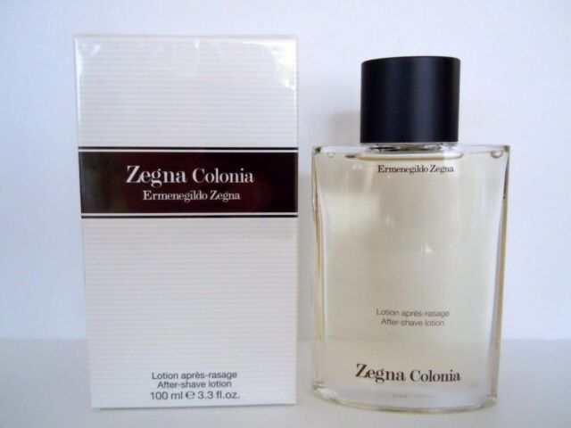 Ermenegildo Zegna  Colonia 100ml AS After-Shave Lotion   NEU