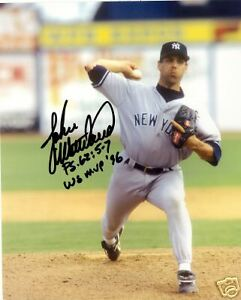 786299ca06e Image is loading JOHN-WETTELAND-W-S-MVP-96-NEW-YORK-YANKEES-