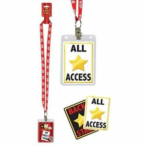 VIP-Backstage-Party-Pass-V-I-P-Fancy-Dress-Hollywood-parties