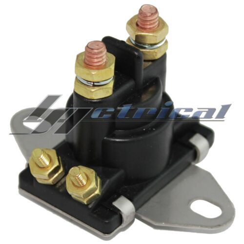 NEW SWITCH RELAY SOLENOID For MARINER Outboard 50HP 50 HP Engine 1986 1991-1994