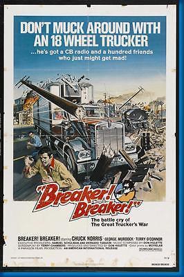 Breaker Breaker Movie Poster24in x 36in