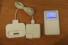 Apple iPod Original Third Generation 40 GB A1040 3rd Gen