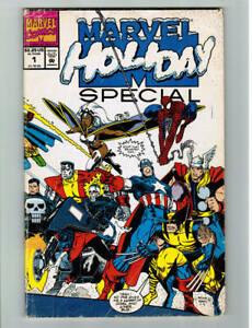 Marvel-Holiday-Special-1-Marvel-Comics-1991