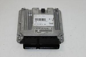 9208-Audi-A6-C6-2010-RHD-Engine-Control-4F9910402A-4F0907401E