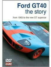 Ford gt40: The Story from 1963 to the New GT Supercar (2012, REGION 1 DVD New)