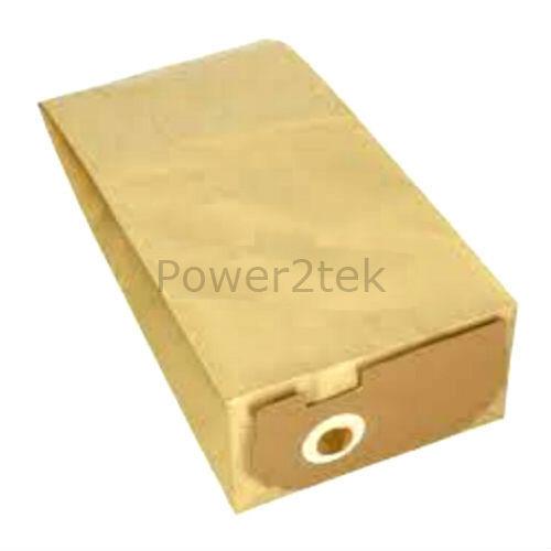 10 x E50 E60 E60n Aspirapolvere Sacchetti per aspirapolvere ELECTROLUX Z1482 UK