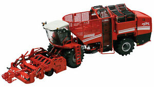Ros60133 - Grimme Rexor 620 Arracheuse À Betteraves 1/32