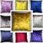 Handmade-Crushed-Velvet-Cushion-Cover-Sofa-Pillow-Case-Various-Sizes-Available thumbnail 1