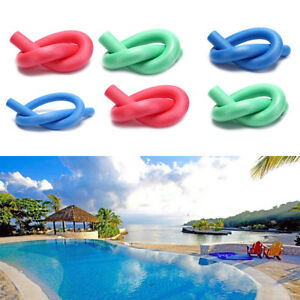 4103d7c29fc20 Details about swimming swim pool noodle water float aid foam float for  children and adult HU