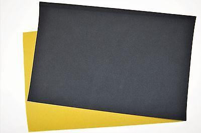 22,50€/m² Einseitig Selbstklebende Epdm Zellkautschuk Matte 3mm Stärke 200x300mm Tropf-Trocken Autolackierbedarf