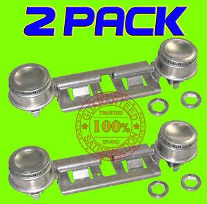 2 Pack Ea232404 Double Top Burner Kit Fits Ge Kenmore