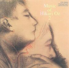 Music of Hikari Oe V2 Akiko Ebi CD 1995 Denon import like new fre ship in us
