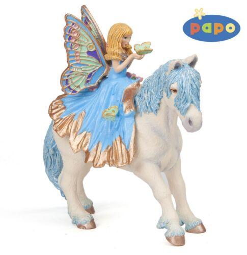 Papo 38826 Elfenkind blau 7 cm Sagen und Märchen