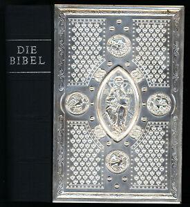 Vinzenz-Hamp-Hrsg-Augsburger-Silberbibel-Die-Heilige-Schrift-1989
