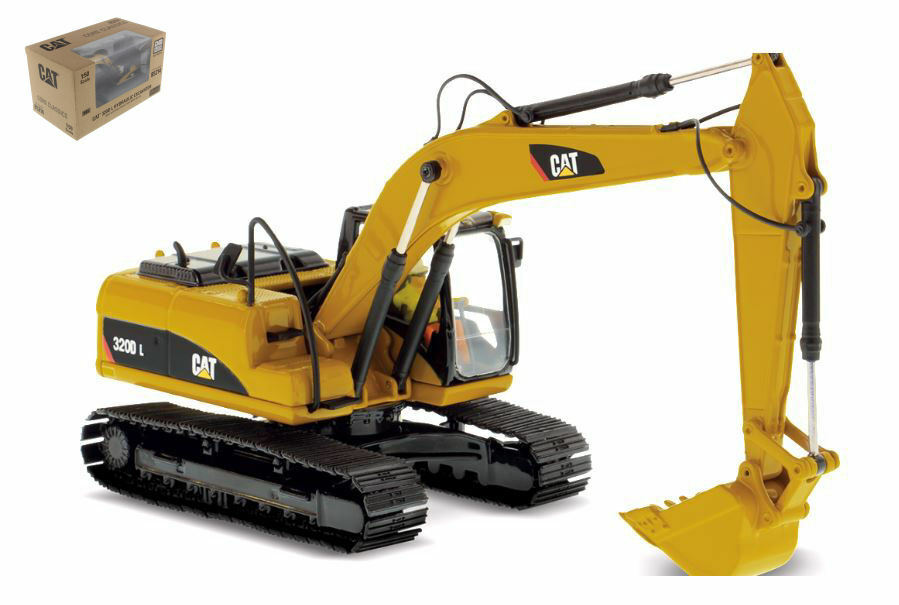 Cat  320D L Hydraulic Excavator 1 50 Model DIECAST MASTERS  2018 magasin