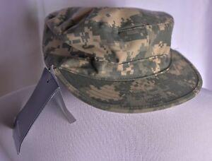 c9fe6d34b18 Image is loading US-Army-Proper-ACU-Patrol-Cap-Hat-Digital-