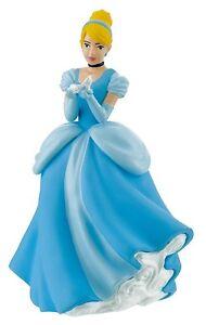 Disney Princess Cinderella Mit Schuh Figur Bullyland Sammelfigur