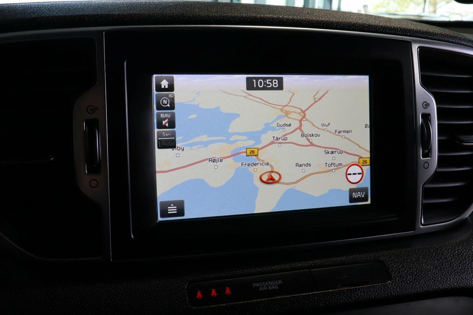 Kia Sportage CRDi 136 Advance