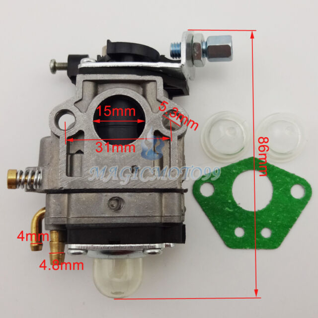 s l640 carburetor for redmax hedge trimmer ht2200 cht2300 red max edger