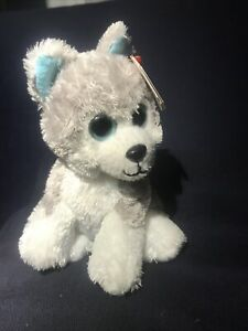 TY SLEDDER the HUSKY BEANIE BABY - MINT with Tags