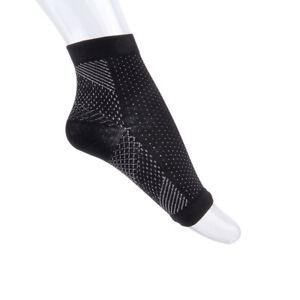 FR-EG-PIEDS-TALON-Socquettes-anti-fatigue-Compression-Varicose-SPORT-MANCHE-C