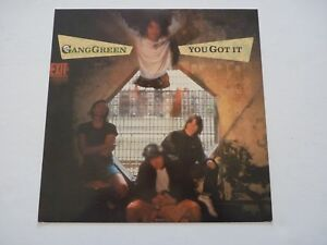 Gang-Green-You-Got-It-Promo-LP-Record-Photo-Flat-12x12-Poster