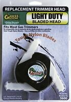 Grass Gator 3600 Weed I Light Duty Bladed Replacement Trimmer Head , New, Free S on sale