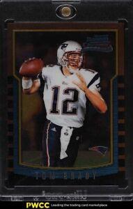 2000-Bowman-Chrome-Tom-Brady-ROOKIE-RC-236