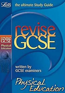 Letts-Revise-GCSE-Revise-GCSE-Physical-Education-Used-Good-Book