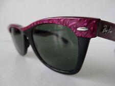 Vintage Ray-Ban Wayfarer pink Perlmutt Sonnenbrille sunglasses Bausch&Lomb USA