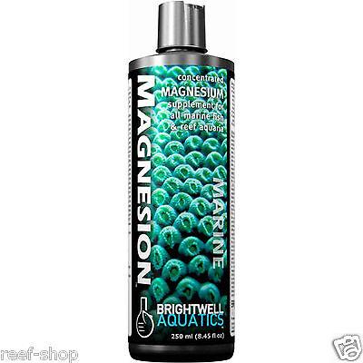 Brightwell Magnesion 250ml Liquid Magnesium Aquarium Supplement Free USA Ship