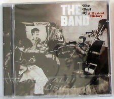 THE BAND - THE BEST OF A MUSICAL HISTORY - CD Sigillato