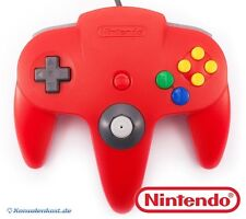 Original N64/Nintendo 64 Mando/Control Almohadilla/Gamepad NO CHINA FALSO