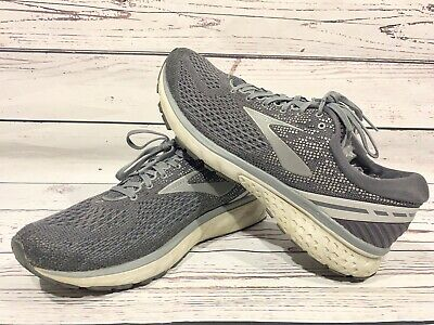 Brooks Ghost 11 Mens Gray Athletic