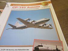 Faszination 5 71 Lockheed CP 140 Aurora Kanada U Boot Abwehr USA