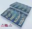 miniatuur 9 - Genuine RIZLA SILVER Rolling Paper Card Roach Cigarette Filter Tips Booklets