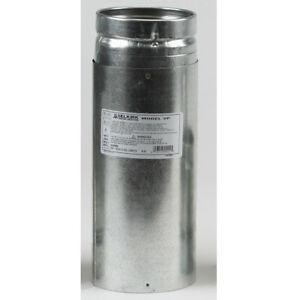 Selkirk-243086-Adjustable-Pellet-Stove-Pipe-3-034-x-12-034