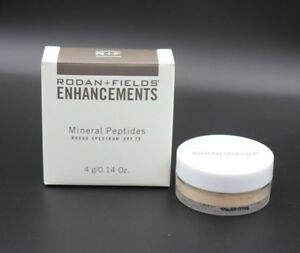 3743dd1718b Image is loading New-Rodan-Fields-Enhancements-Mineral-Peptides-SPF-20-